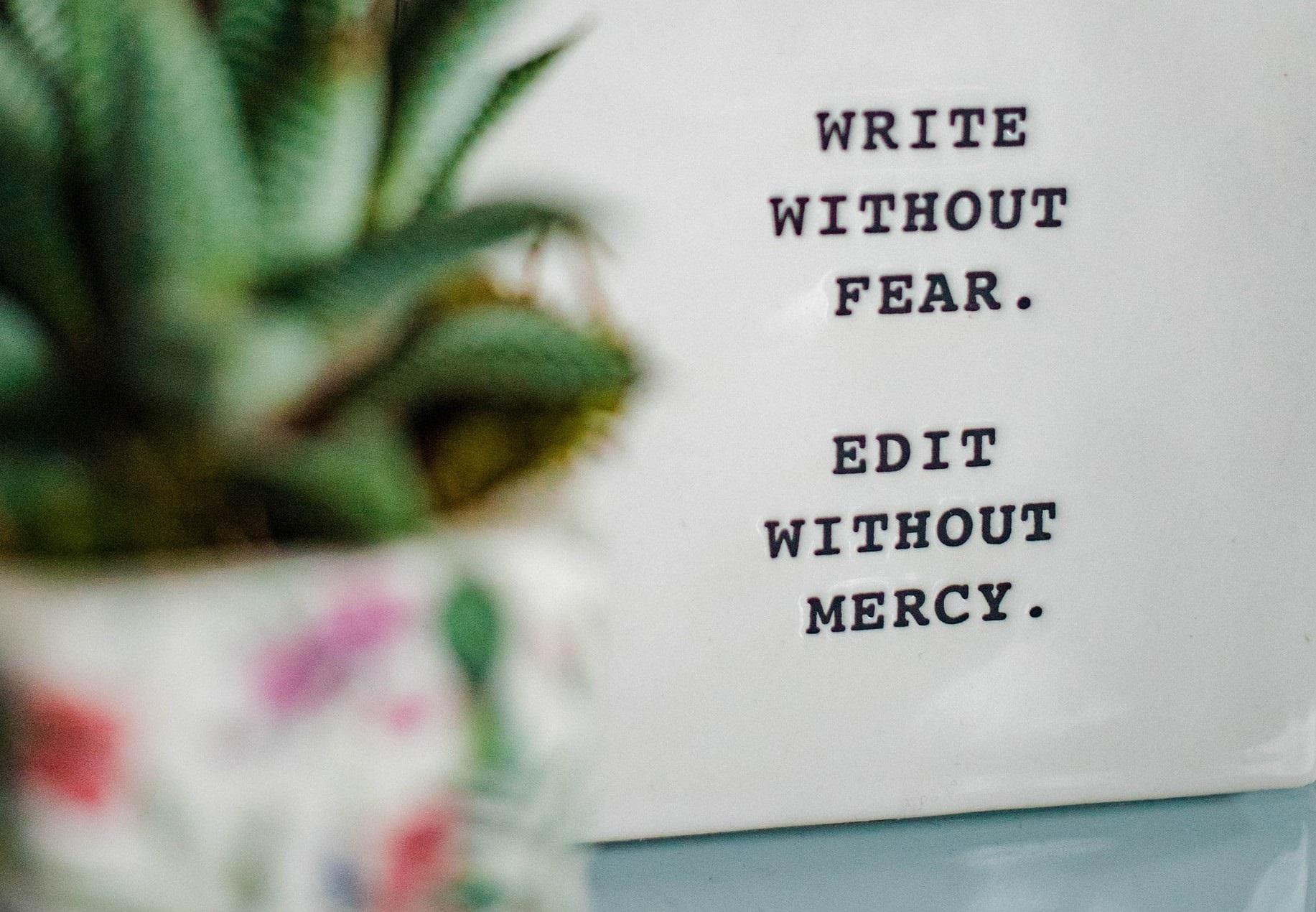 Gratis online schrijfworkshop Hanneke Hendrix