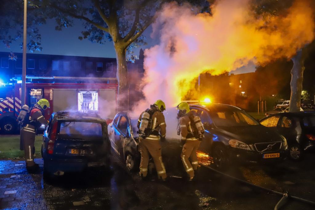 Autobrand in de Westwijk: slaat pyromaan weer toe?