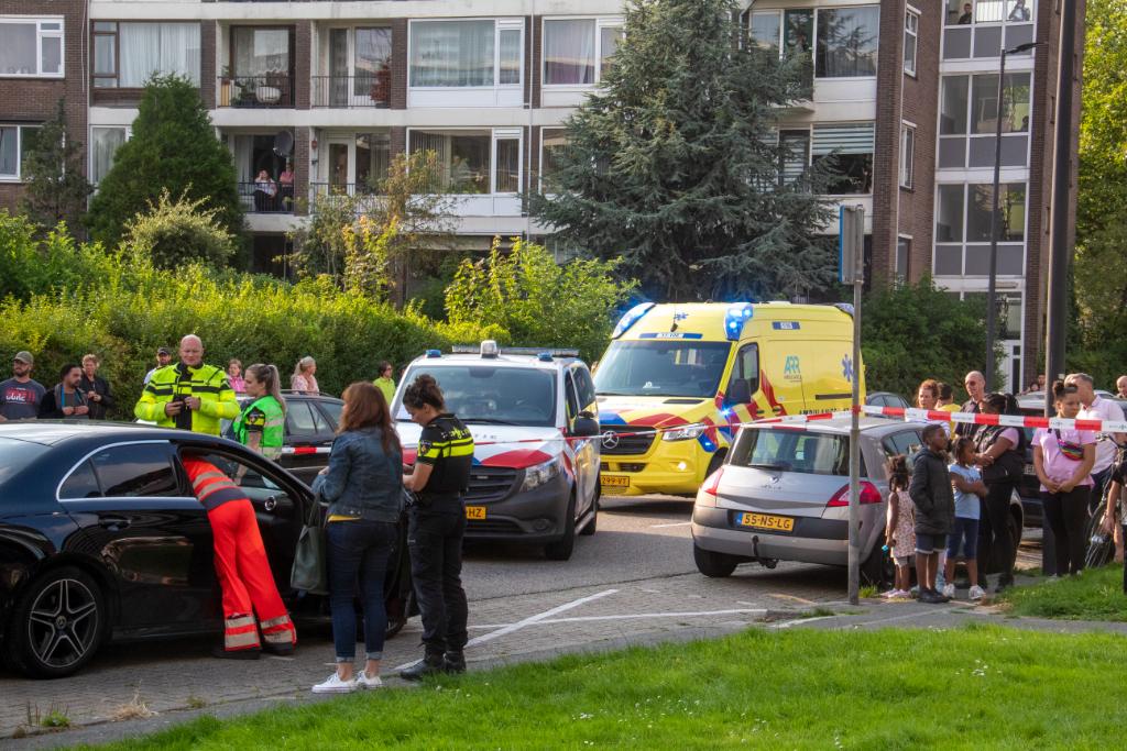 Motorrijder zwaargewond na aanrijding