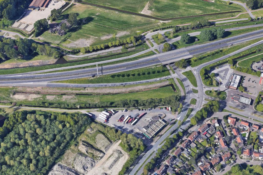 Vlaardingen wil samen met Rijkswaterstaat de Marathonweg aanpakken