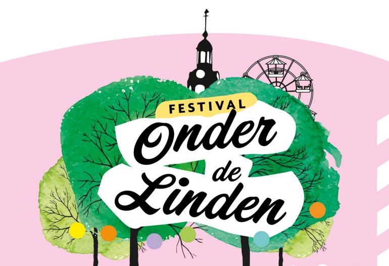 Festival Onder de Linden in en rond de Grote Kerk