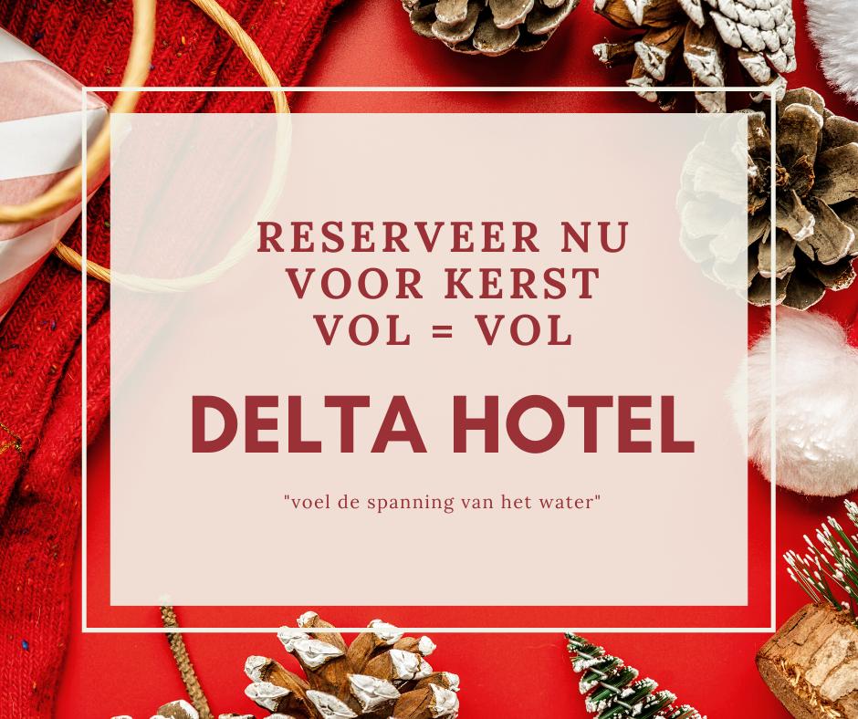 Met Kerst naar het Delta Hotel