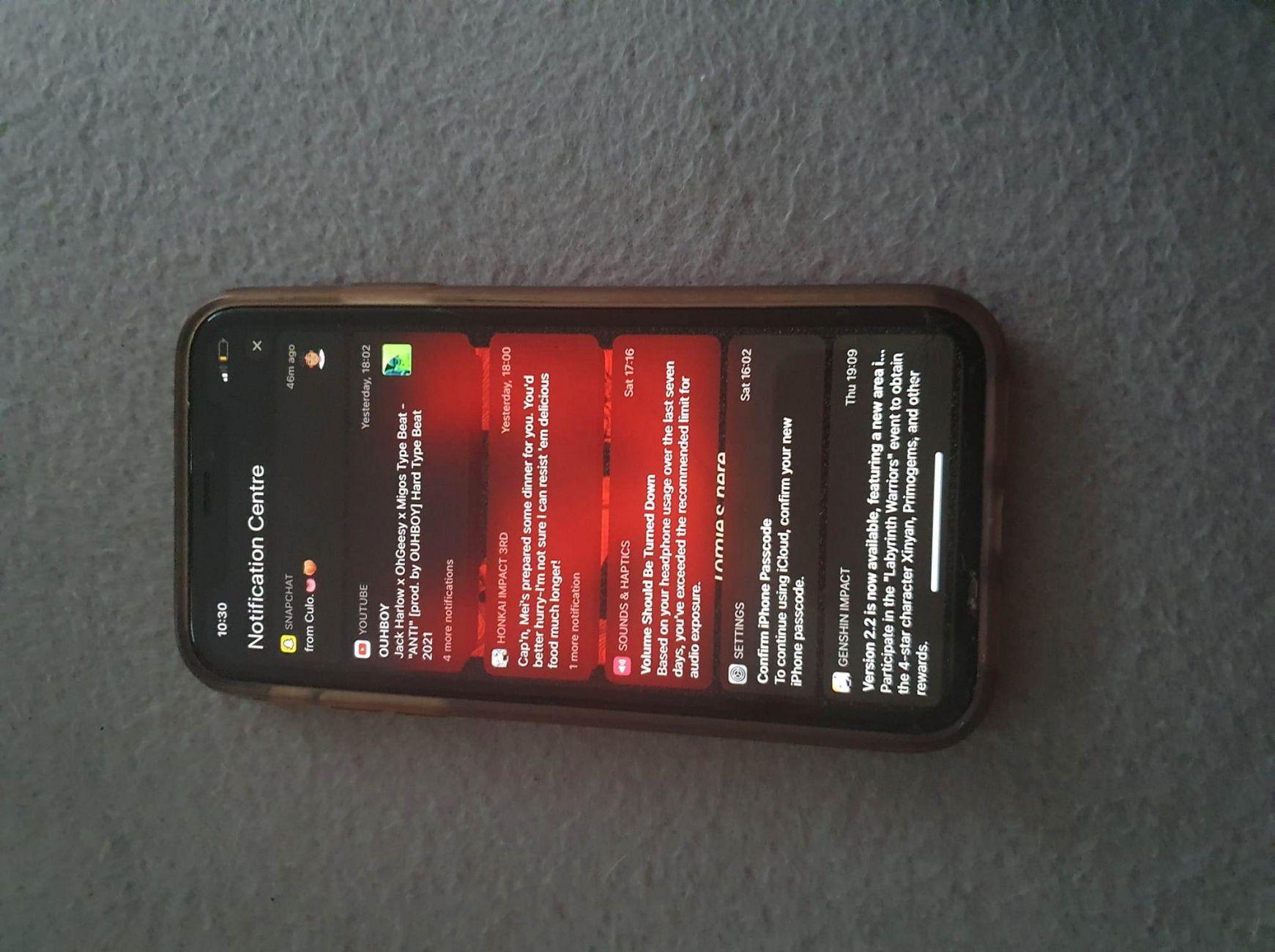 Eigenaar IPhone gezocht