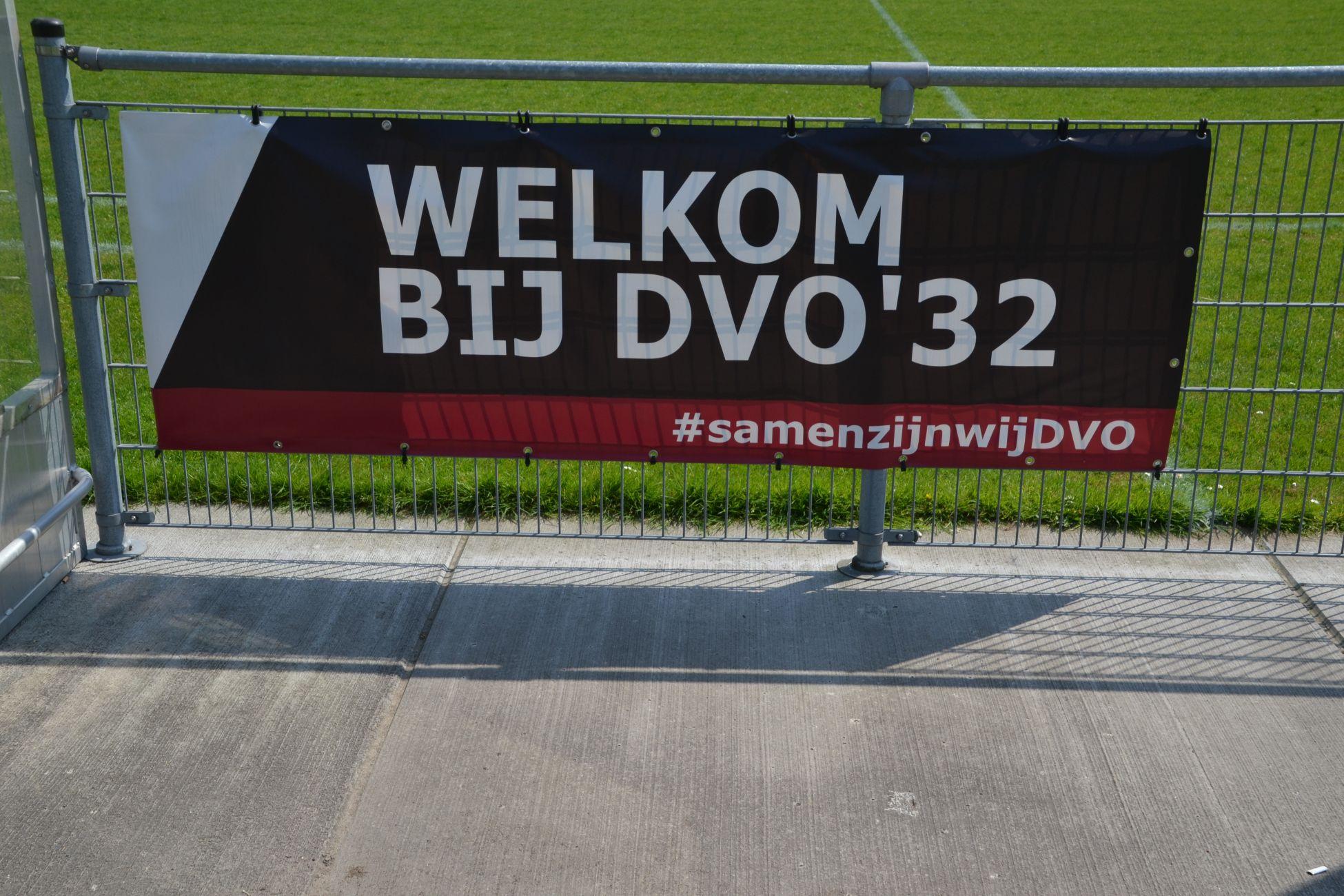 DVO'32 opent competitie met nederlaag tegen Rhoon