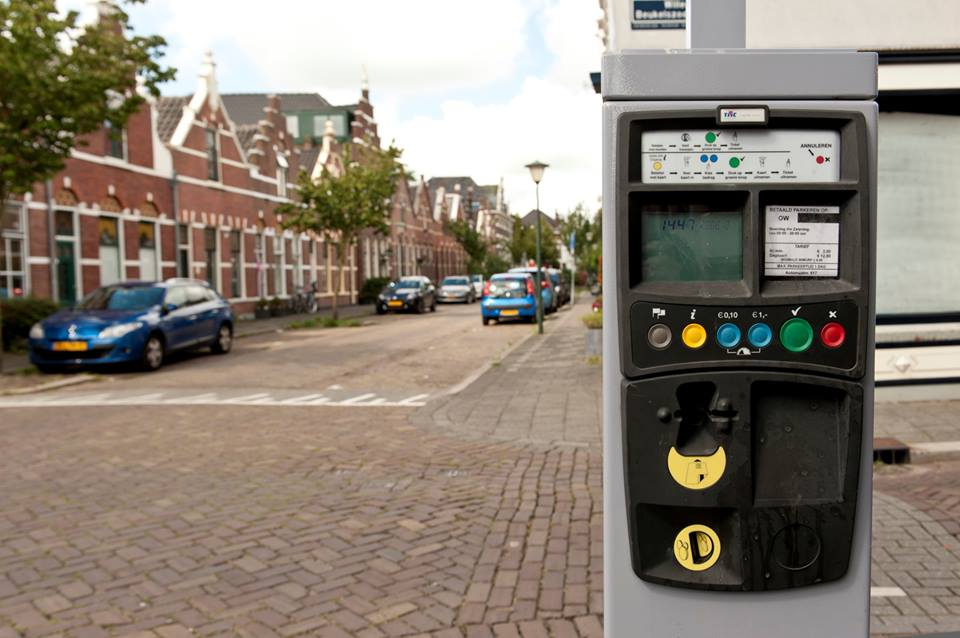 Oude parkeerautomaten hoeven niet vervangen te worden