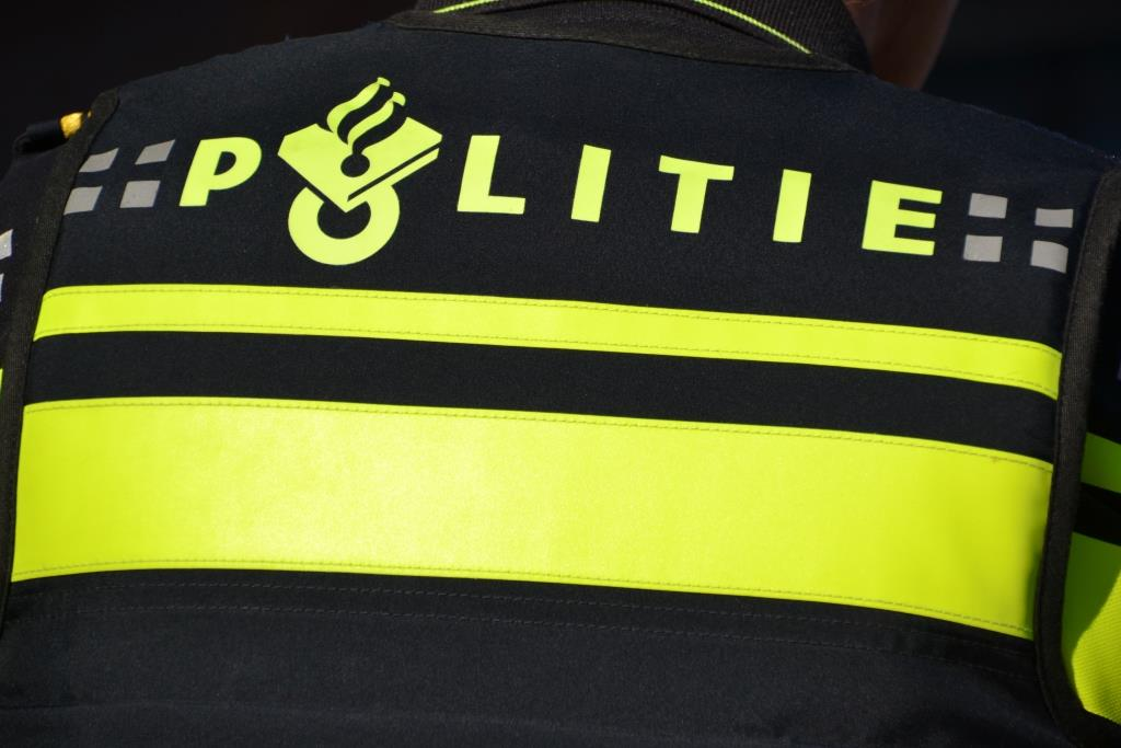 Klopjacht op vluchtauto eindigt in Vlaardingen