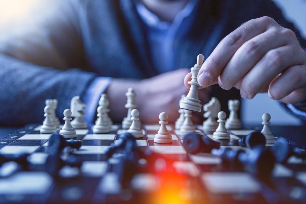 Grijp je kans: kom naar de laatste schaakmiddag van dit jaar!
