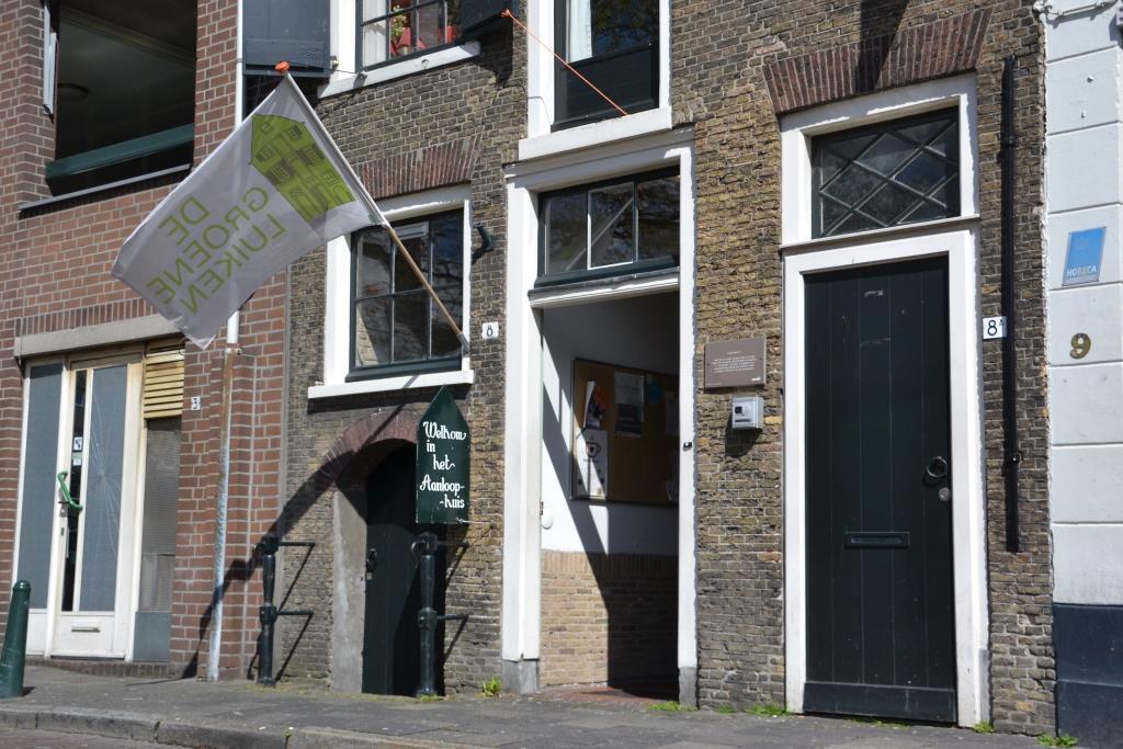 Grafiekexpositie in aanloophuis De Groene Luiken