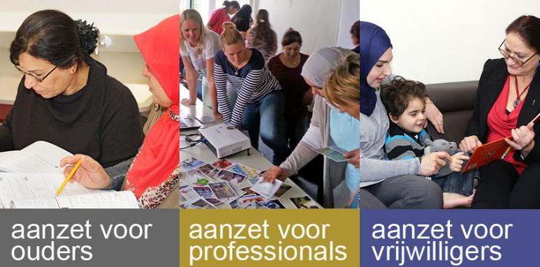 VoorleesExpress genomineerd voor de Nationale Vrijwilligersprijs