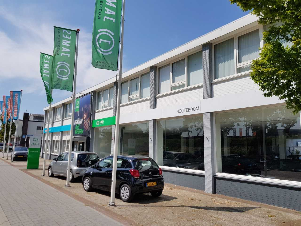 JAMES Autoservice Nooteboom lanceert private lease