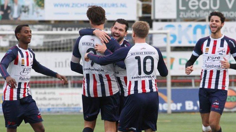 Excelsior neemt nu wél drie punten mee uit Amsterdam