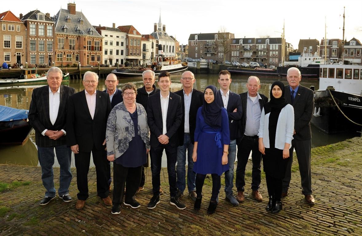 Kieslijst van Forum voor Maassluis bekend