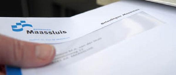 Betaal aanslag gemeentelijke belastingen op tijd