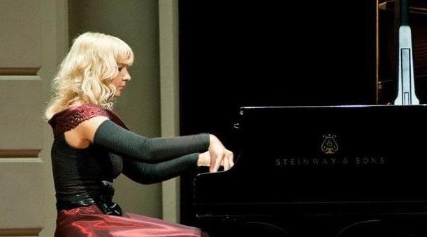 Russische pianiste Julia Achkinazy in Immanuëlkerk