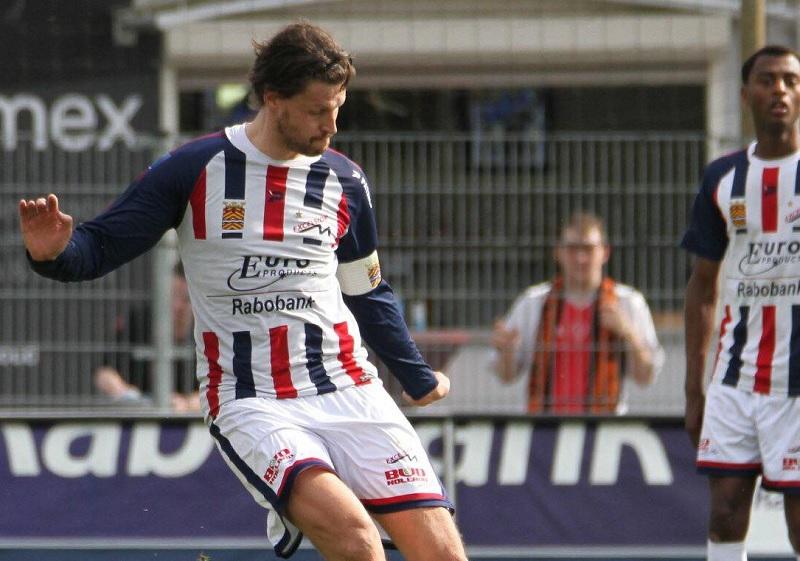 Kevin Vink nieuwe hoofdtrainer Jong Excelsior