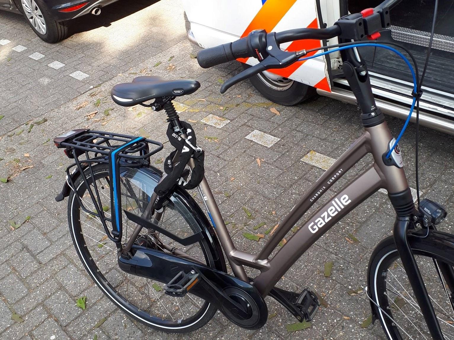 Eigenaar gestolen fiets gezocht
