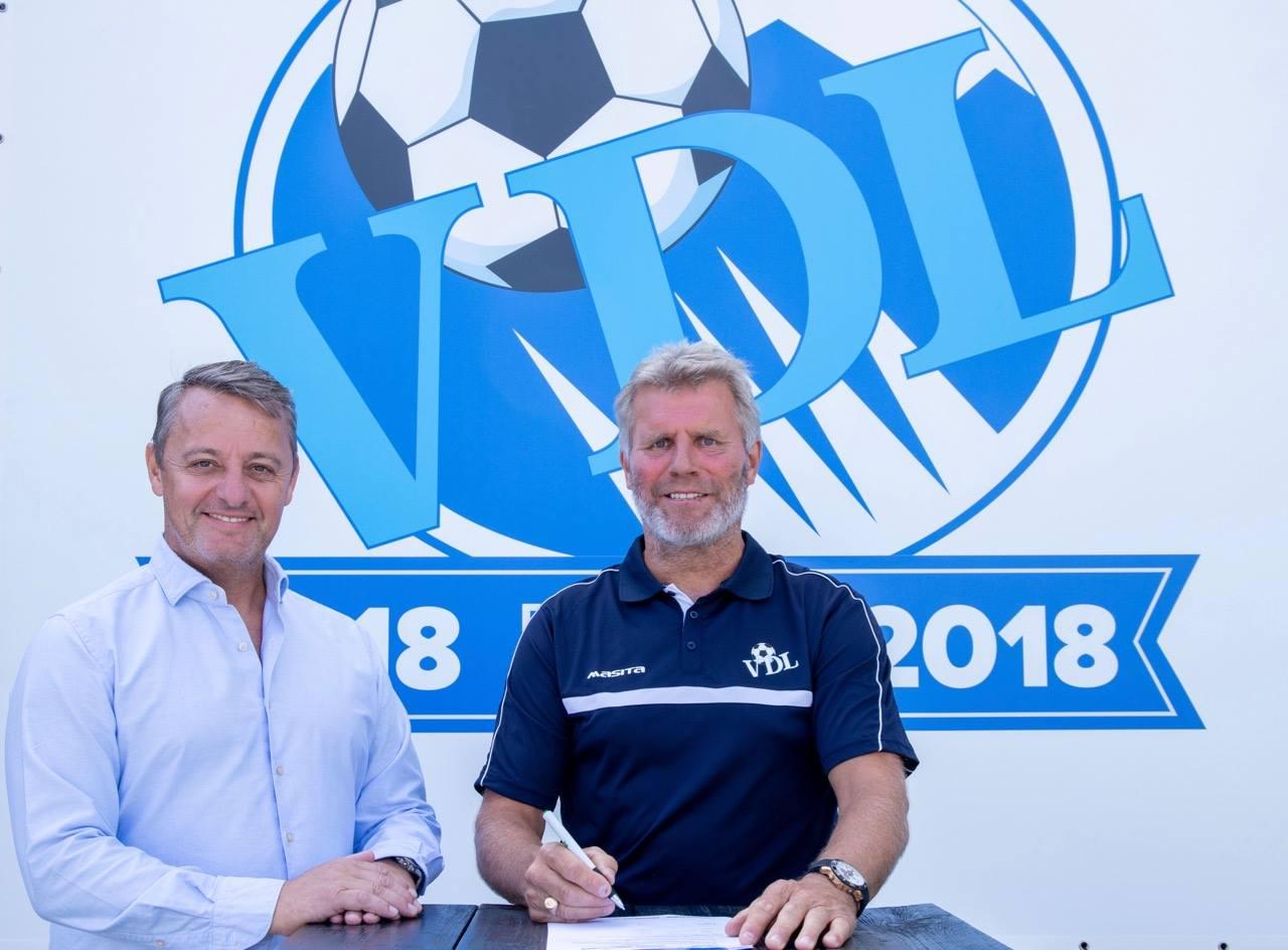VDL in voorbereiding op nieuwe seizoen met Salari