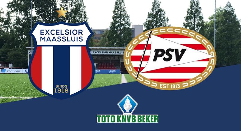 Groen licht voor vrije kaartverkoop Excelsior Maassluis – PSV