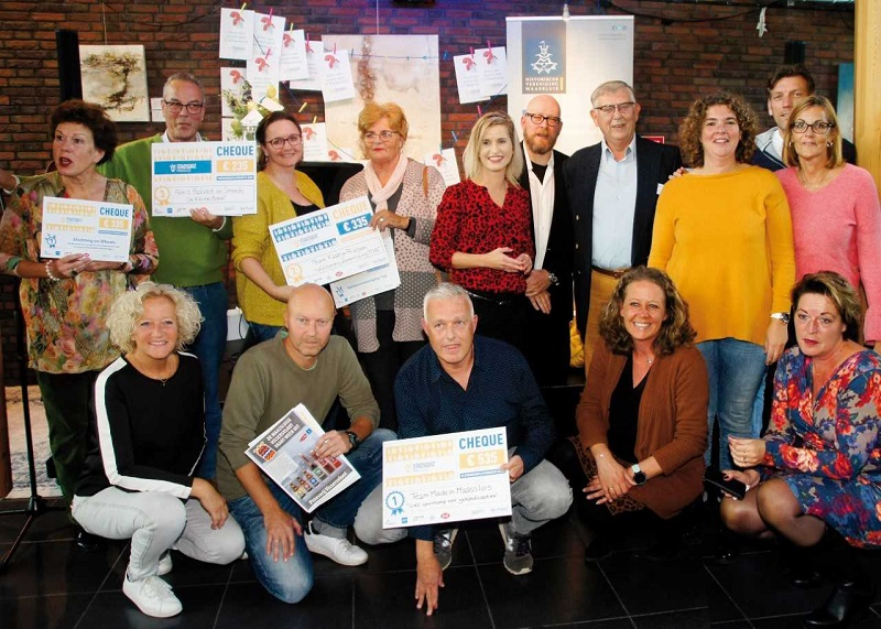 'Team Made in Maassluis' winnaar Stadsquiz
