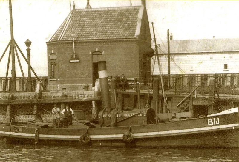 Films over visserij en Douanehuisje in Museum Maassluis