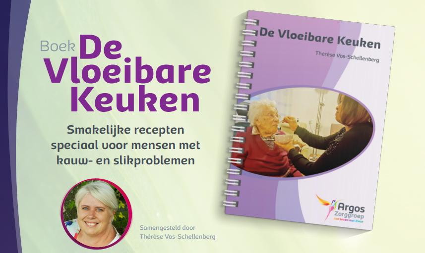 Receptenboek voor mensen met kauw- en slikproblemen