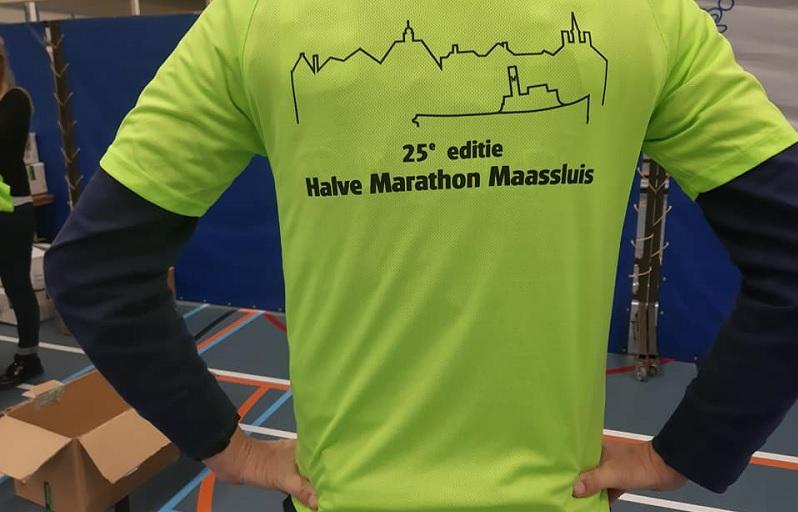 Van Beusichem wint halve marathon Maassluis