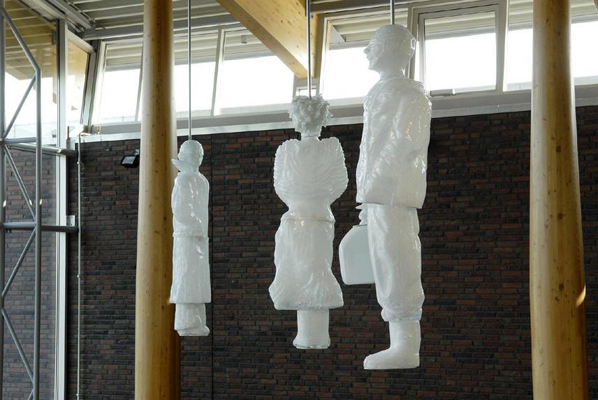Kunstwerk weggehaald uit Koningshof door 'andere tijdsgeest'