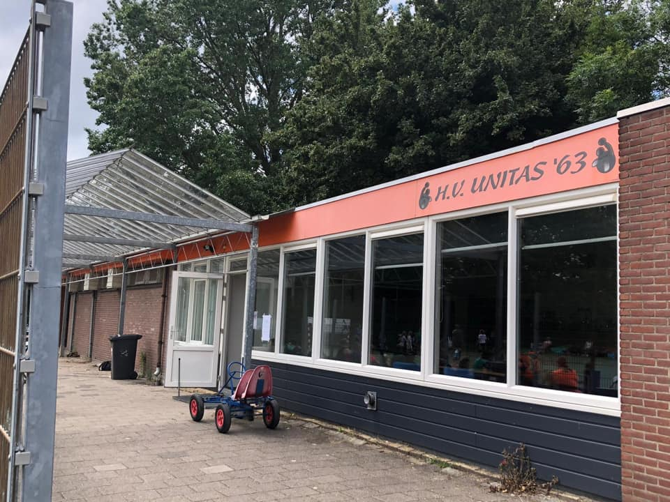 Handbalvereniging Unitas '63 verhuist naar MSV'71