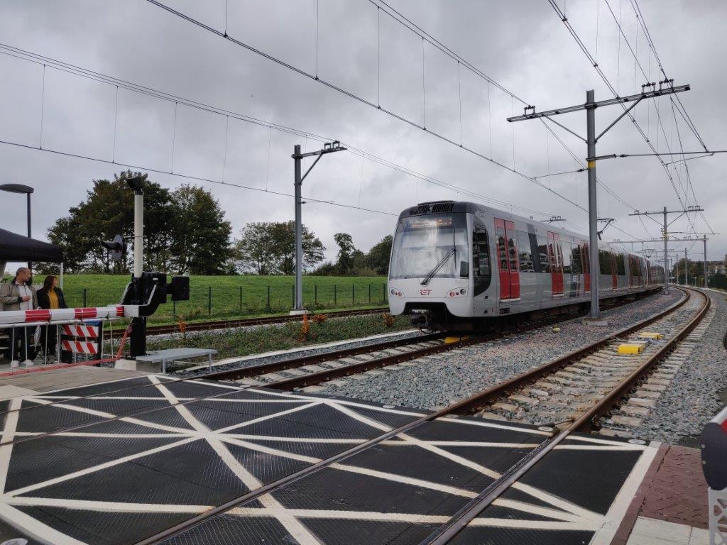 Reizen met openbaar vervoer wordt iets duurder in 2022