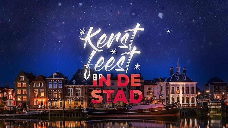 OG3NE, Jamai, Samantha Steenwijk en Wolter Kroes in Kerstfeest in de Stad