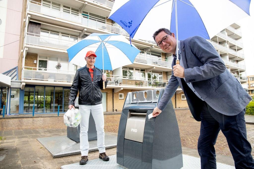 Haal samen meer uit afval gestart in Zwaluwstraat