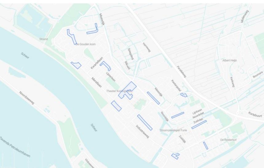 Maassluis krijgt 20 elektrische deelscooters