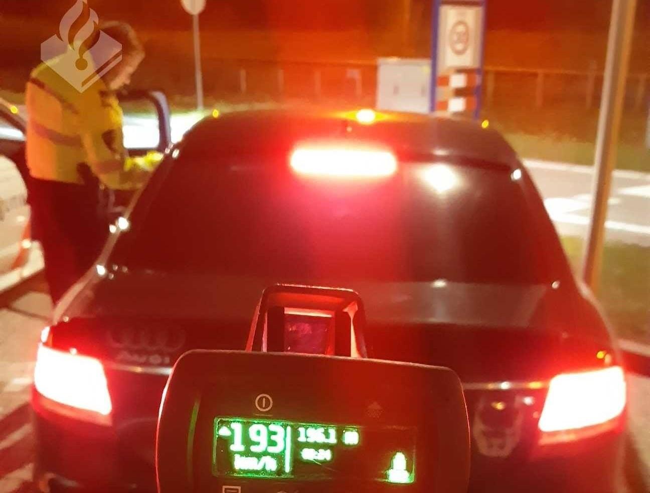 Weer snelheidsduivel van de A4 geplukt