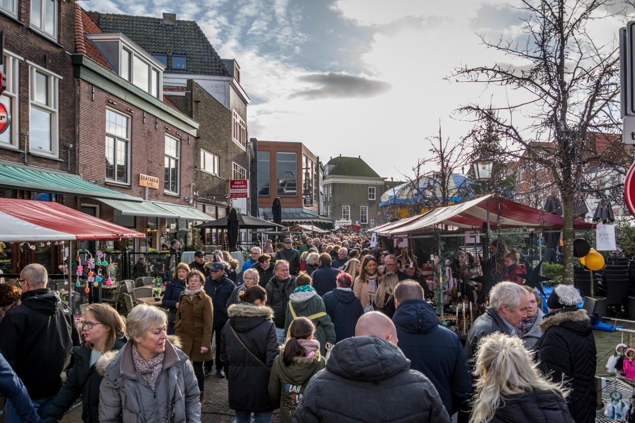 Organisatie Kerstmarkt 'voorzichtig enthousiast'