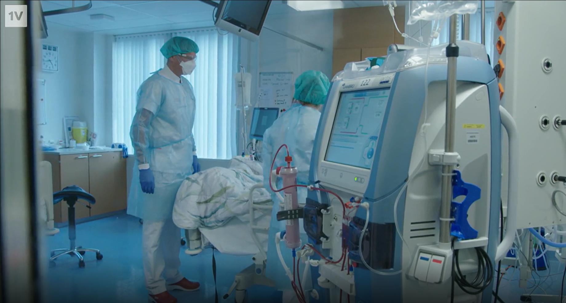 'Verdubbeling aantal ziekenhuispatiënten dreigt'