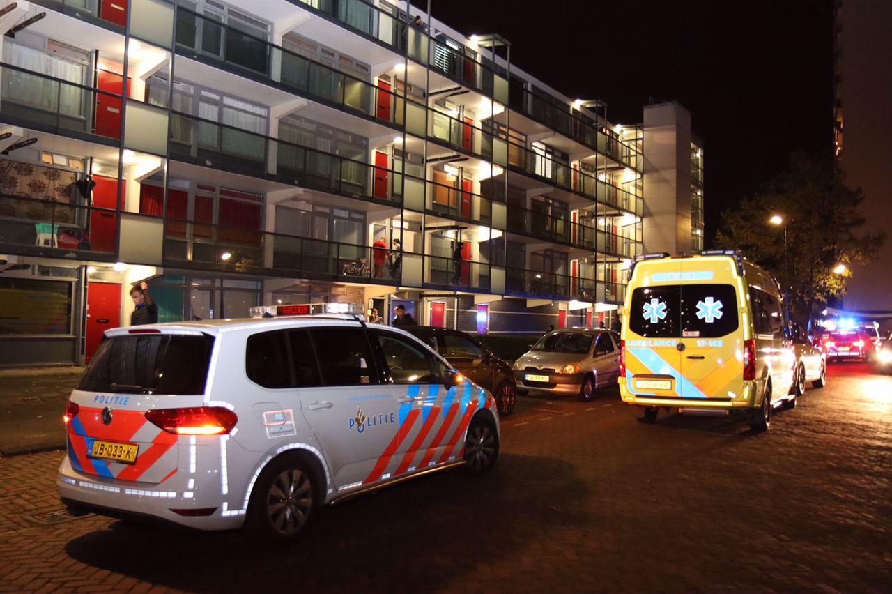 Steekpartij Seringenstraat blijkt ongeluk met schaar