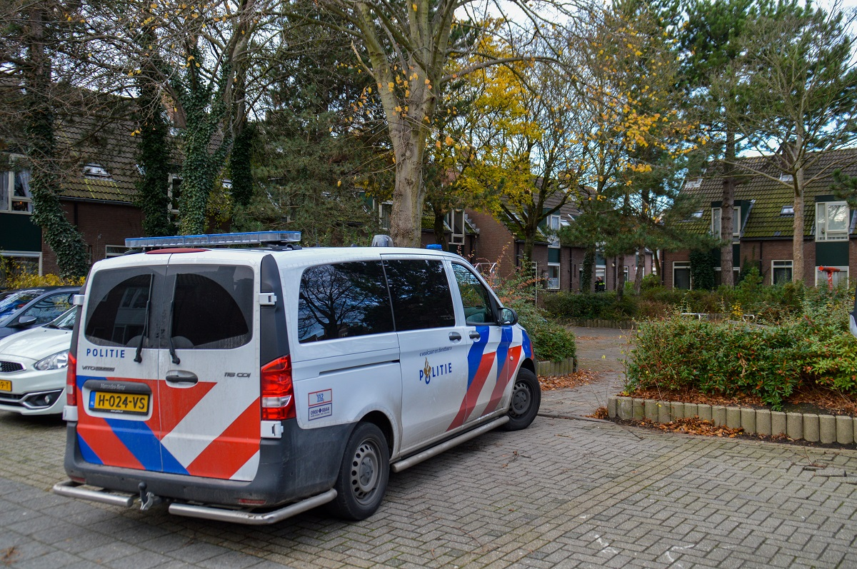 Politie grijpt in bij ruzie in woning aan het Damplein