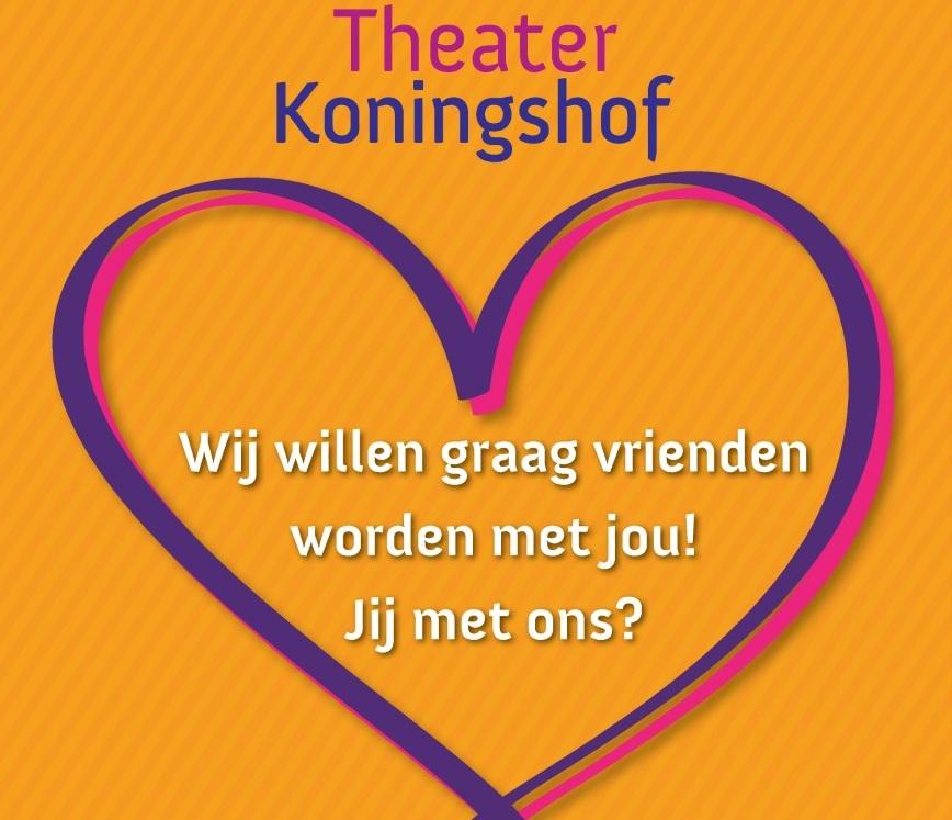 Steun nu jouw theater in jouw stad