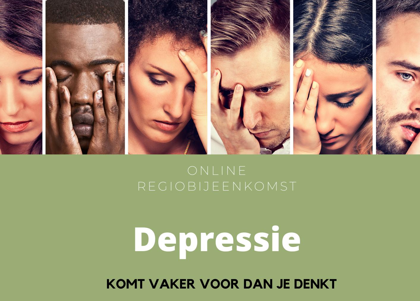 Depressie komt vaker voor dan je denkt