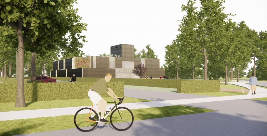 Planning sportzaal Sportlaan staat 'nog steeds overeind'