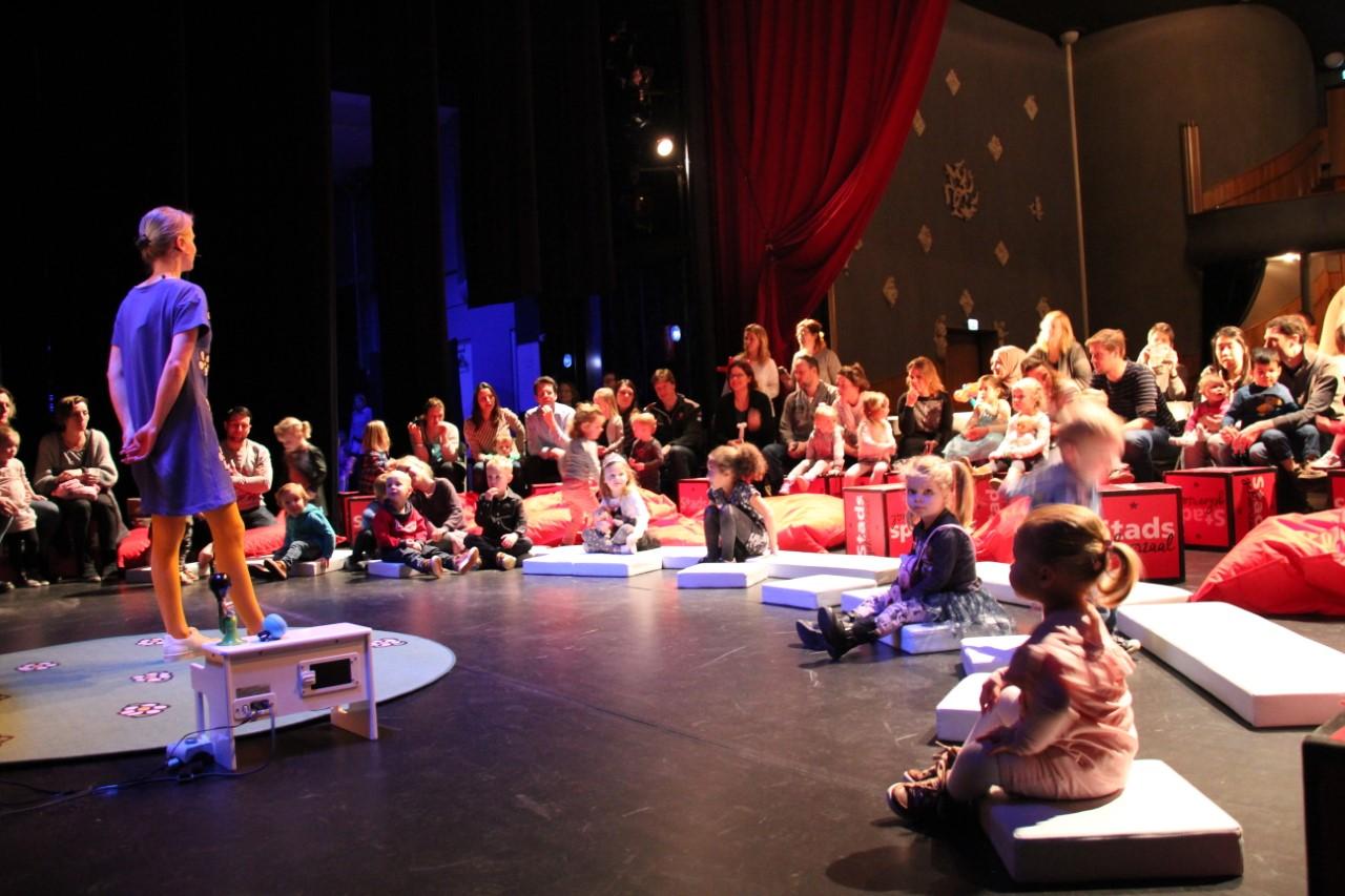 Betaalbaar theater in Vlaardingen