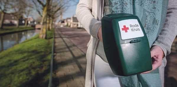 'Hier om te helpen' - Rode Kruis zoekt collectanten