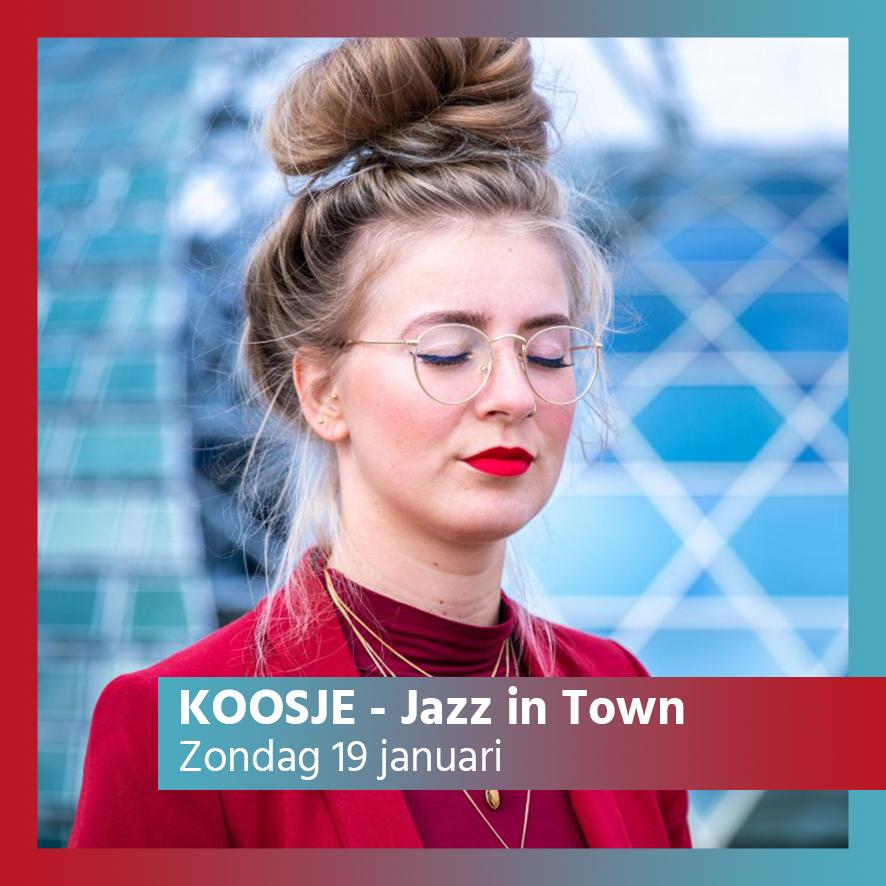 Nieuwe editie Jazz in Town
