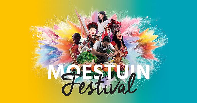 Voor een tientje op wereldreis tijdens het Moestuin Festival!