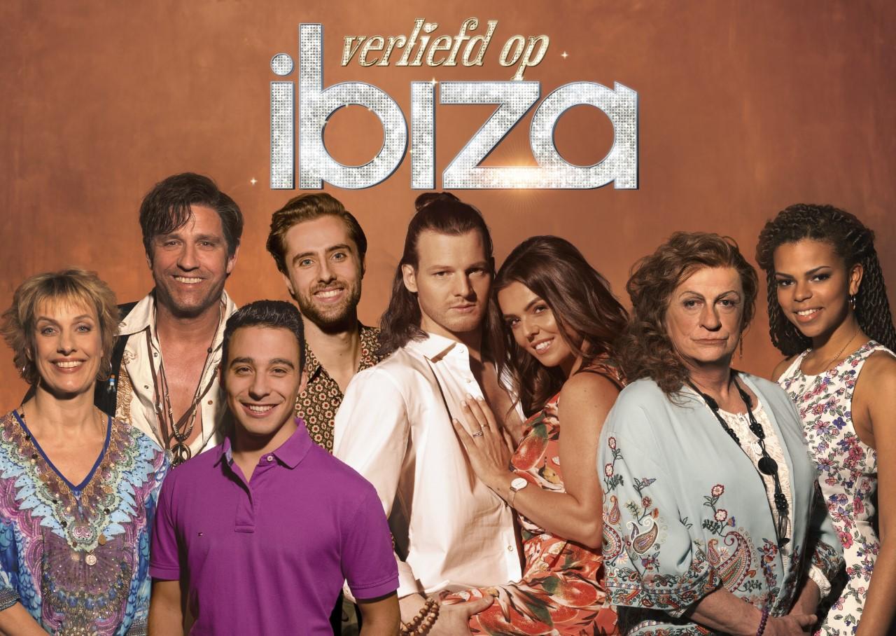 Verliefd op Ibiza, de Musical