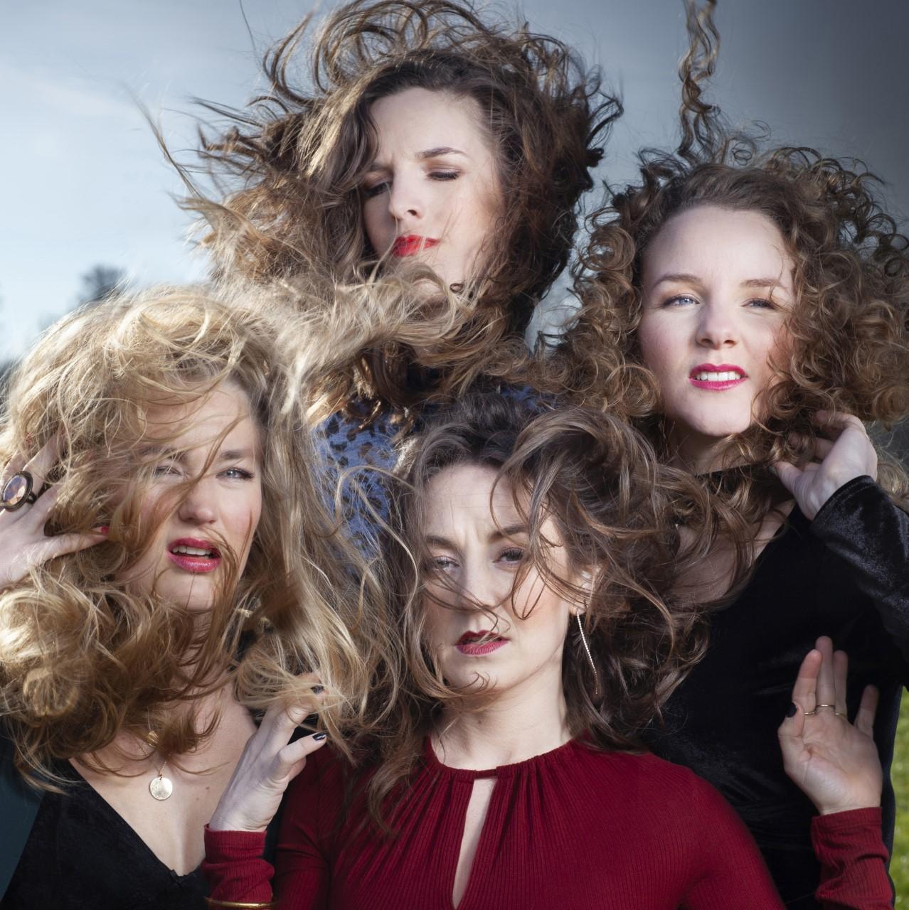 'Meisjes met de Wijsjes' in Theater Koningshof