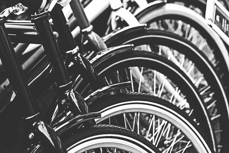 Boete voor fietsen in een voetgangerszone
