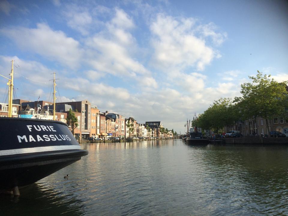 Maassluise museumschepen niet over op 'Gas to Liquid'