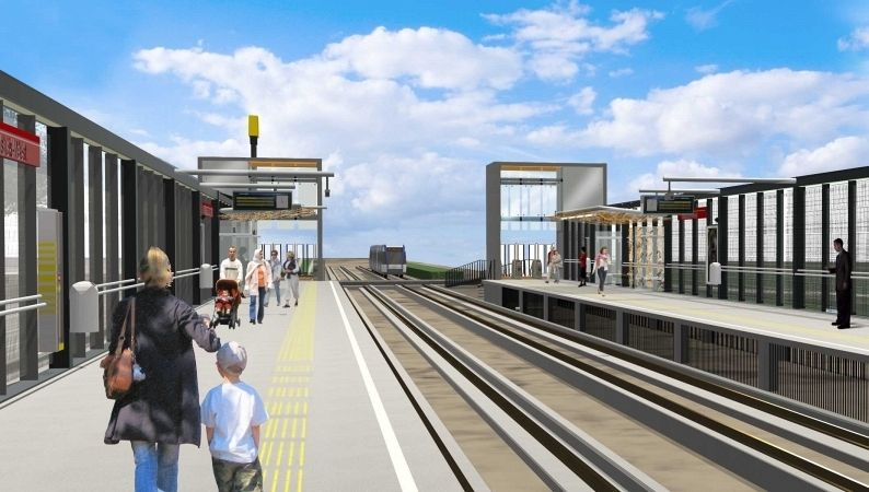 Hoekse Lijn in september van start