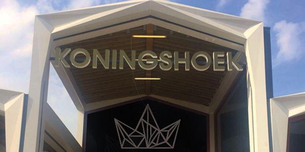 Officiële heropening winkelcentrum Koningshoek